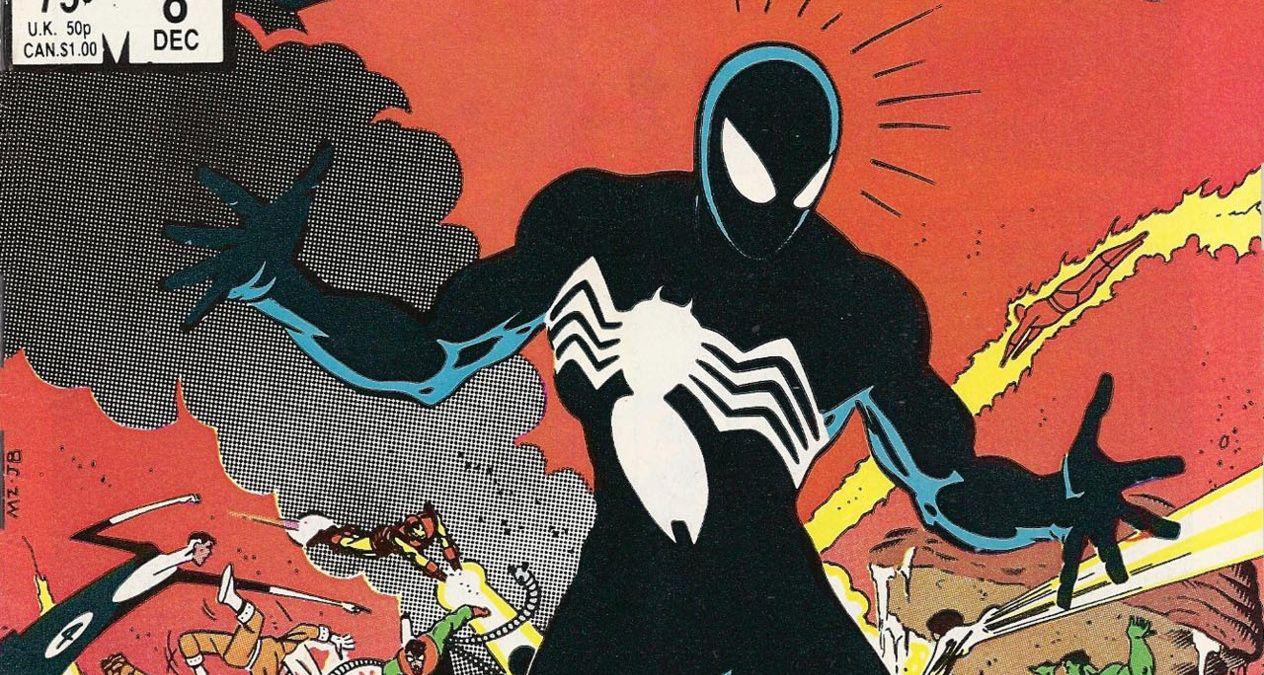 Spider-Man in Secret Wars