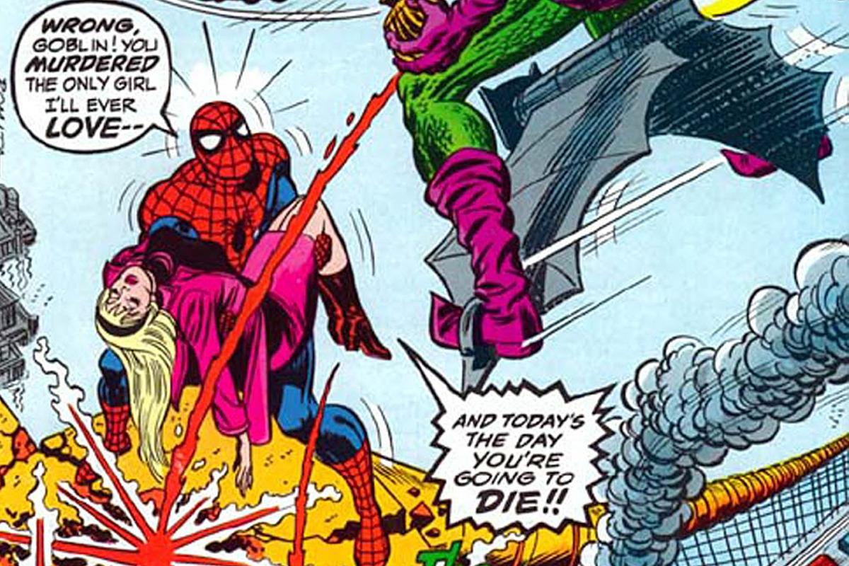 Spider-Man e la storia più importante