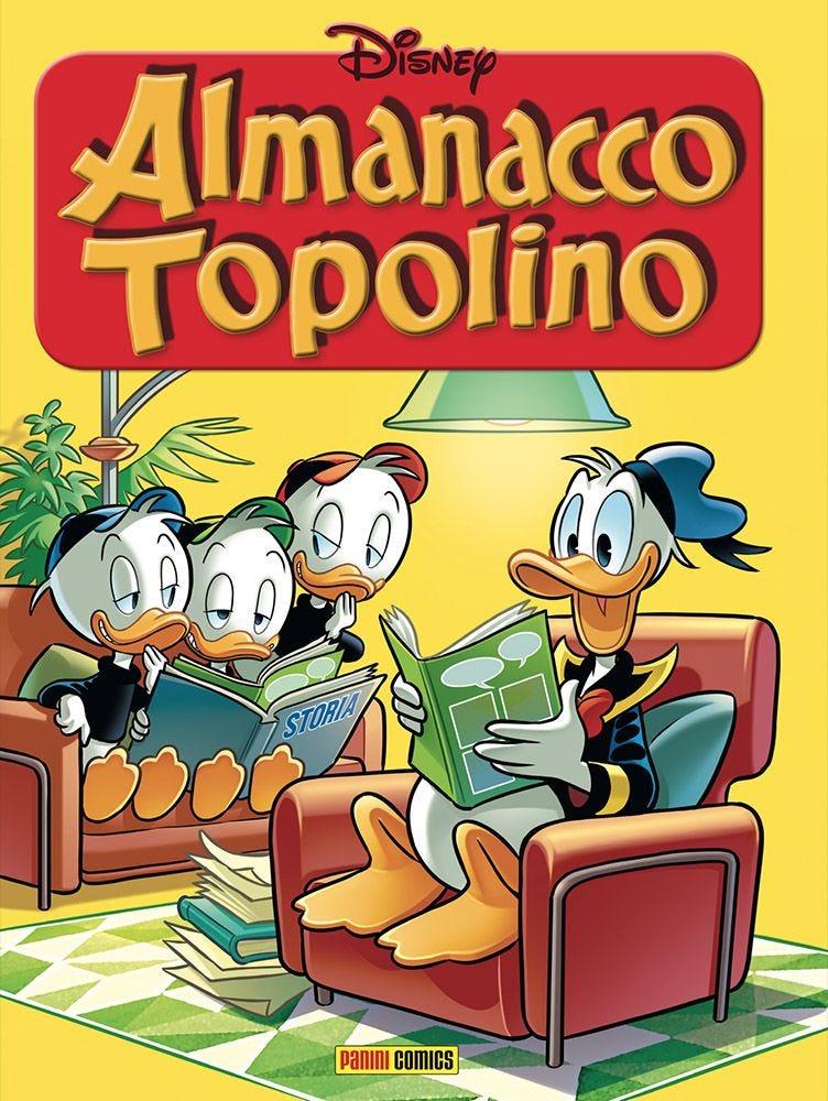 Torna nelle fumetterie l'Almanacco Topolino