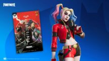 Harley Quinn Batman/Fortnite: Punto Zero