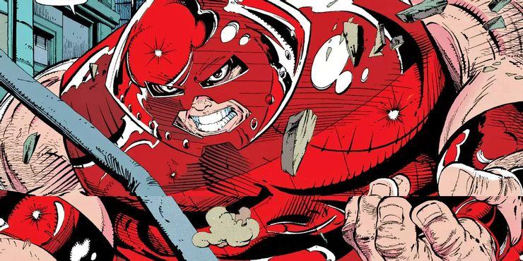 Villain Marvel Juggernaut