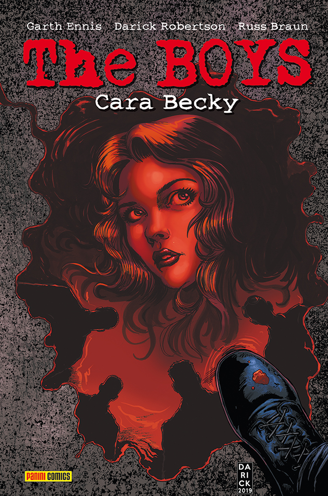 The Boys Cara Becky cover eroi havocpoint