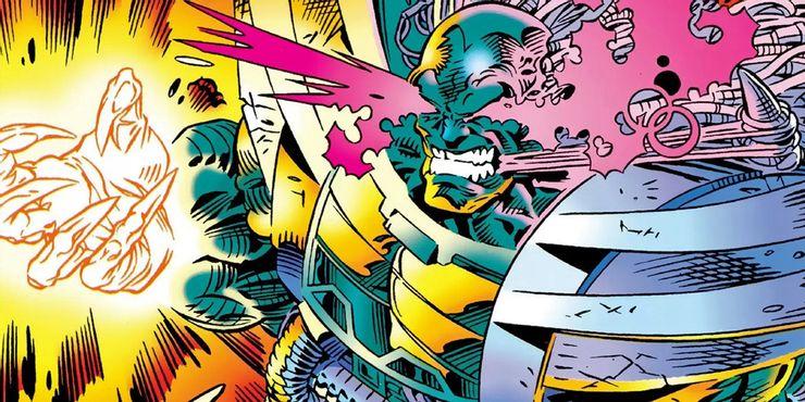 Tyrant Marvel Villain