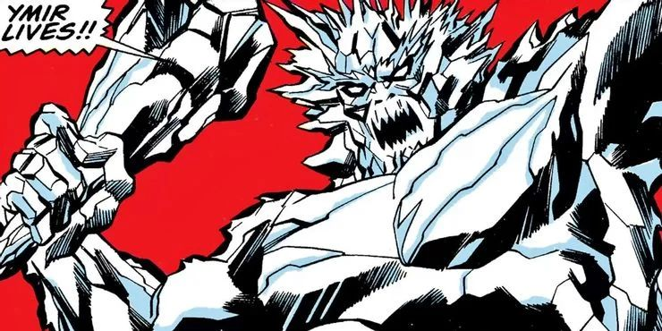YMIR Villain Marvel