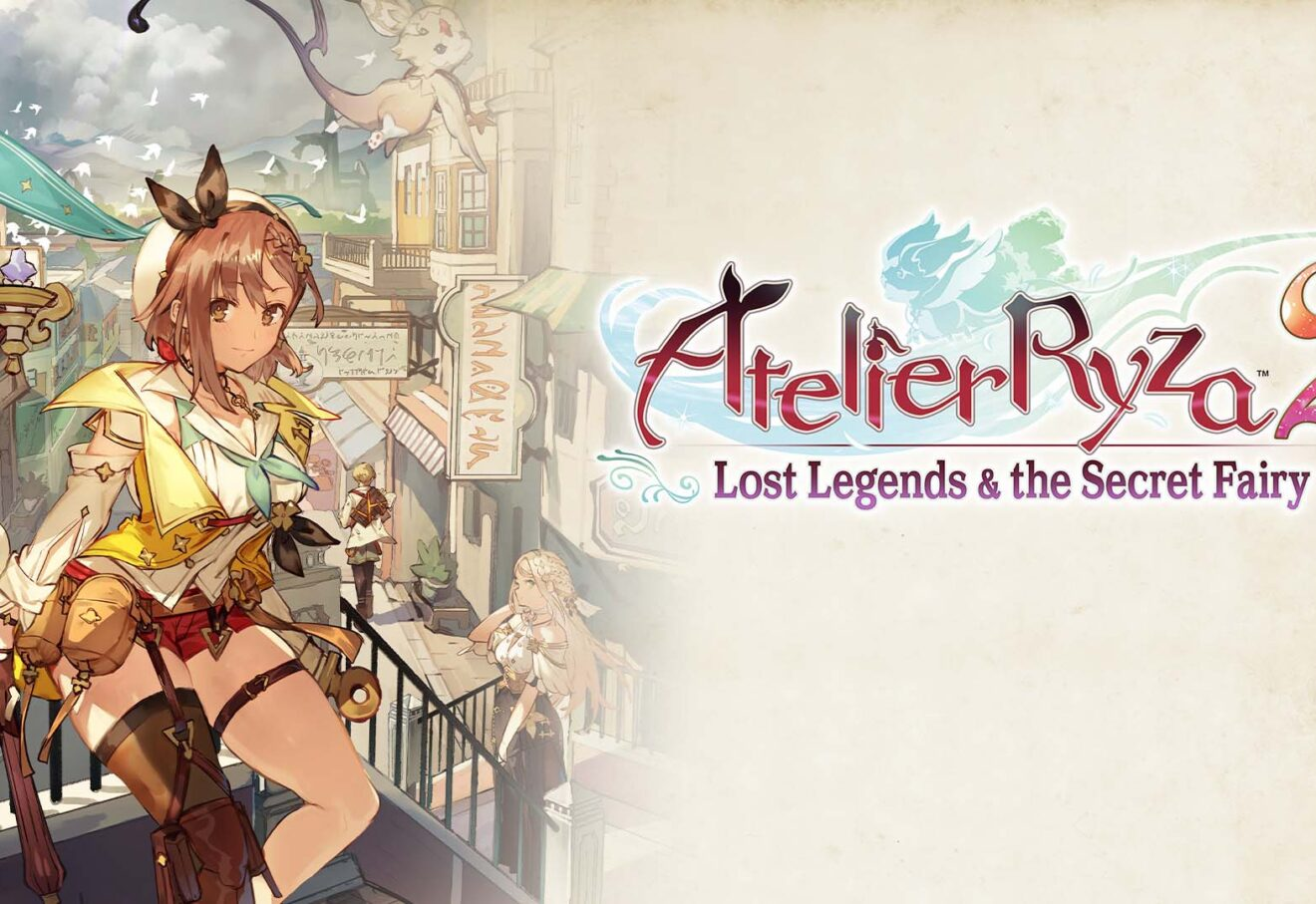 Atelier Ryza 2 – Lost Legends & the Secret Fairy recensione havocpoint