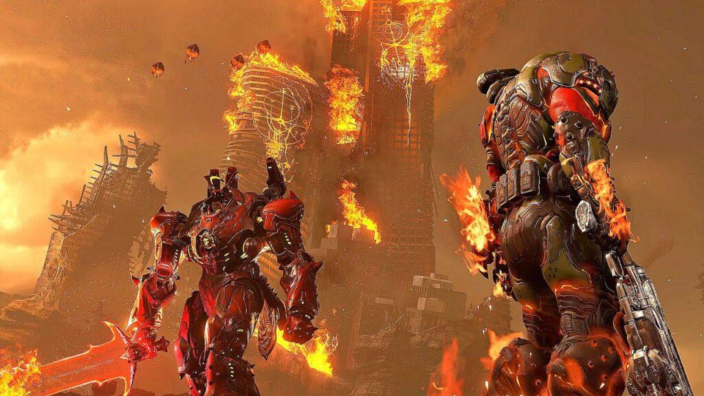 La follia di Doom Eternal The ancient Gods Part 2