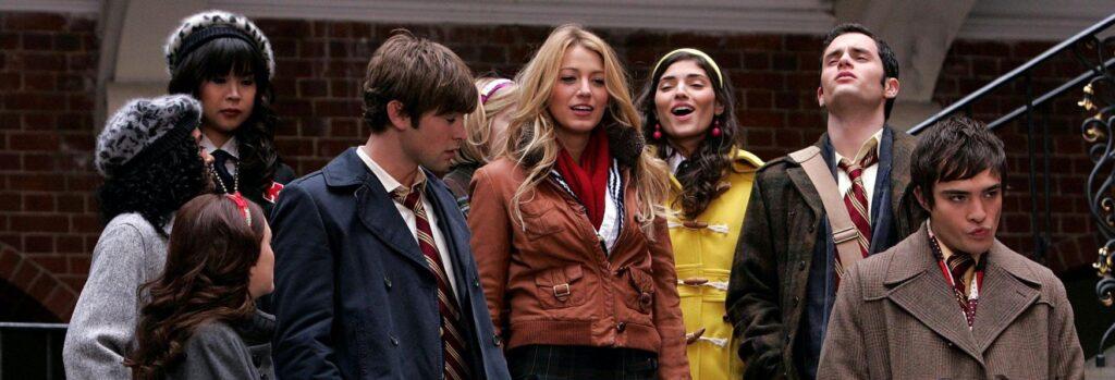 I personaggi di Gossip Girl