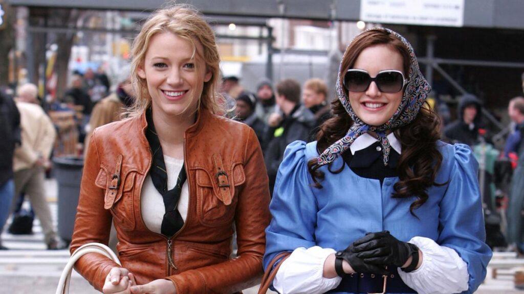 Le due reginette di Gossip Girl