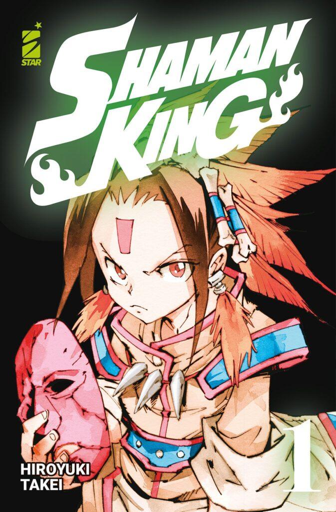 Nuova cover di Shaman King: Final Edition
