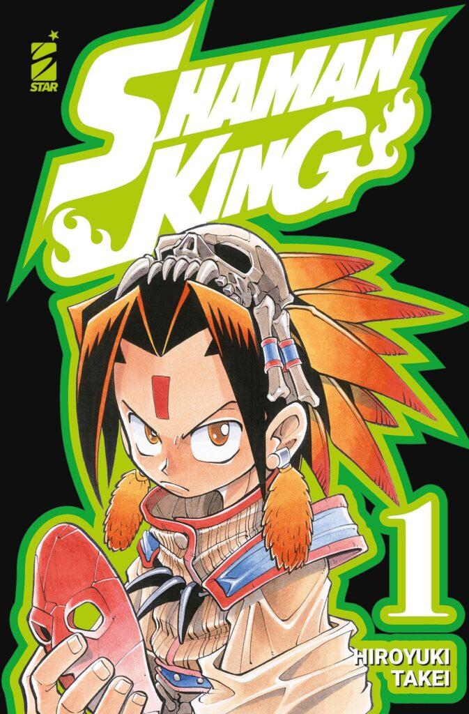 Cover classica di Shaman King: Final Edition