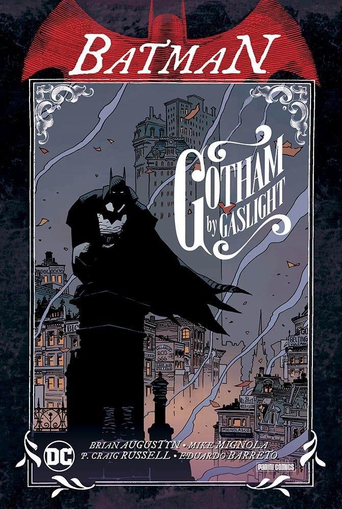 cover di Batman: Gotham By Gaslight