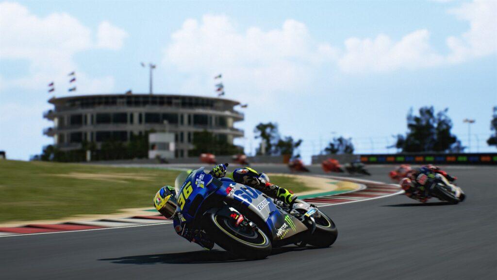 screen di MotoGP 21