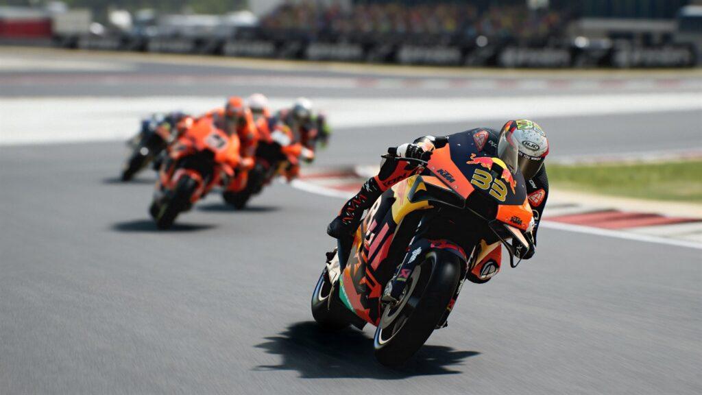 Scatto di MotoGP 21