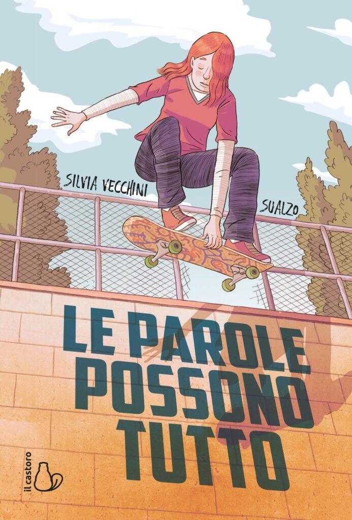 Cover del graphic novel Le parole possono tutto