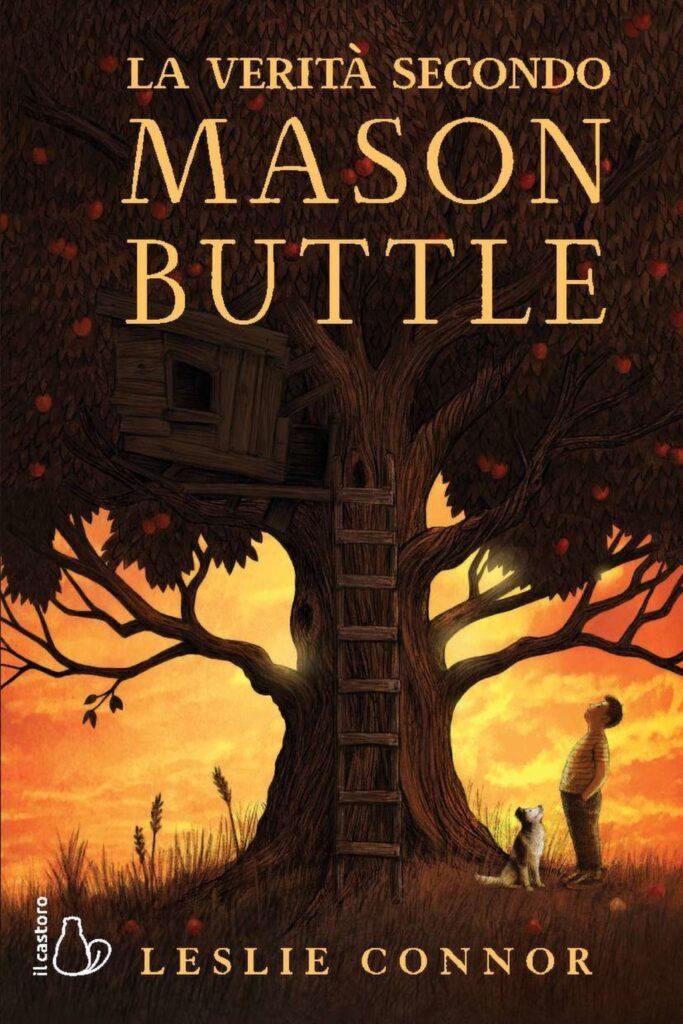 Copertina del libro La verità secondo Mason Buttle