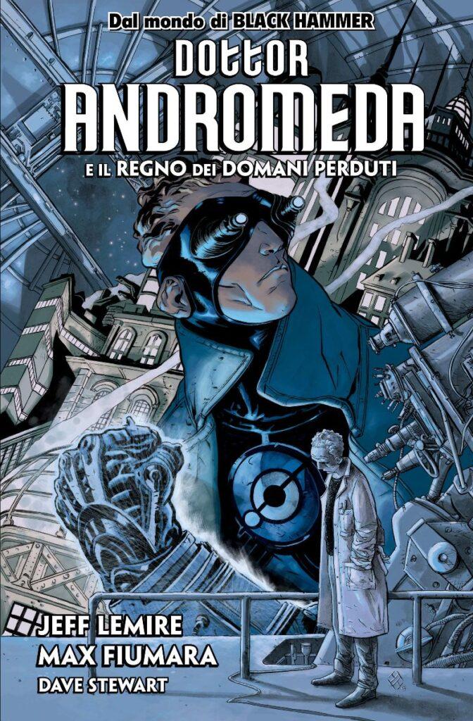 Dottor Andromeda e il regno dei domani