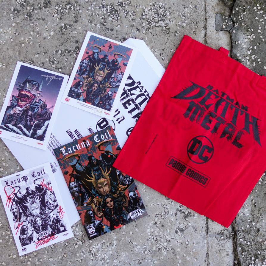 Batman: Death Metal 3 – Band Edition