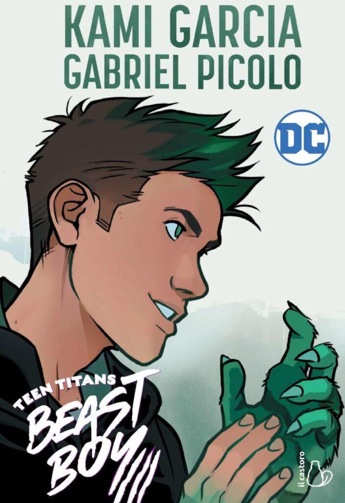 Cover di Teen Titans: Beast Boy