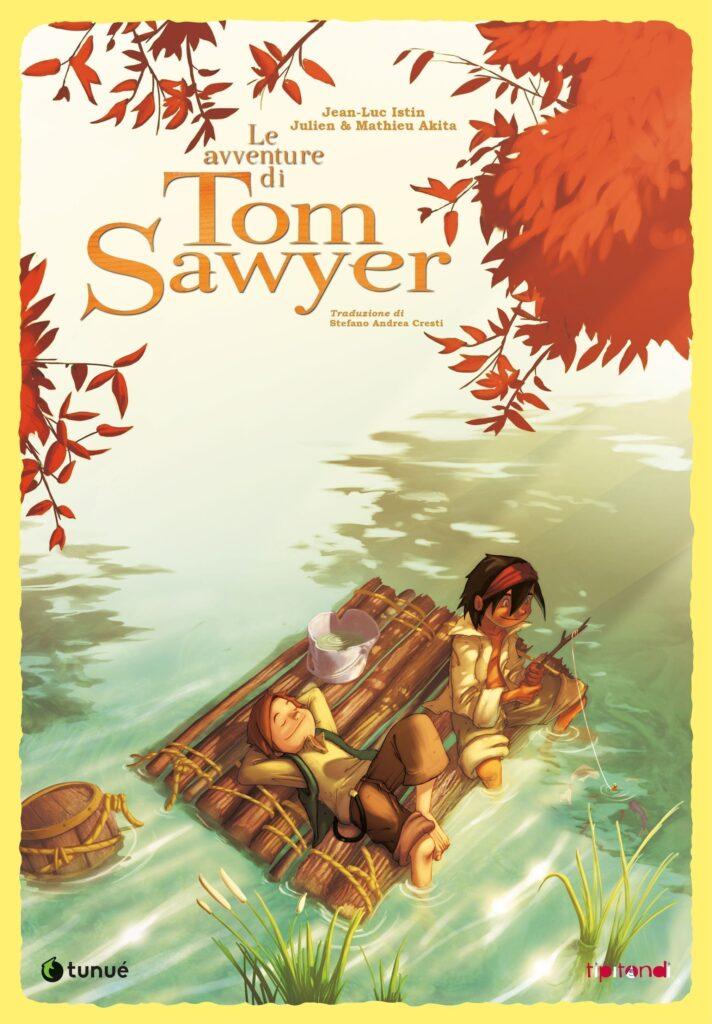 Cover di Le avventure di Tom Sawyer