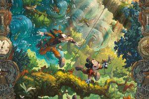 Mickey e l'Oceano Perduto