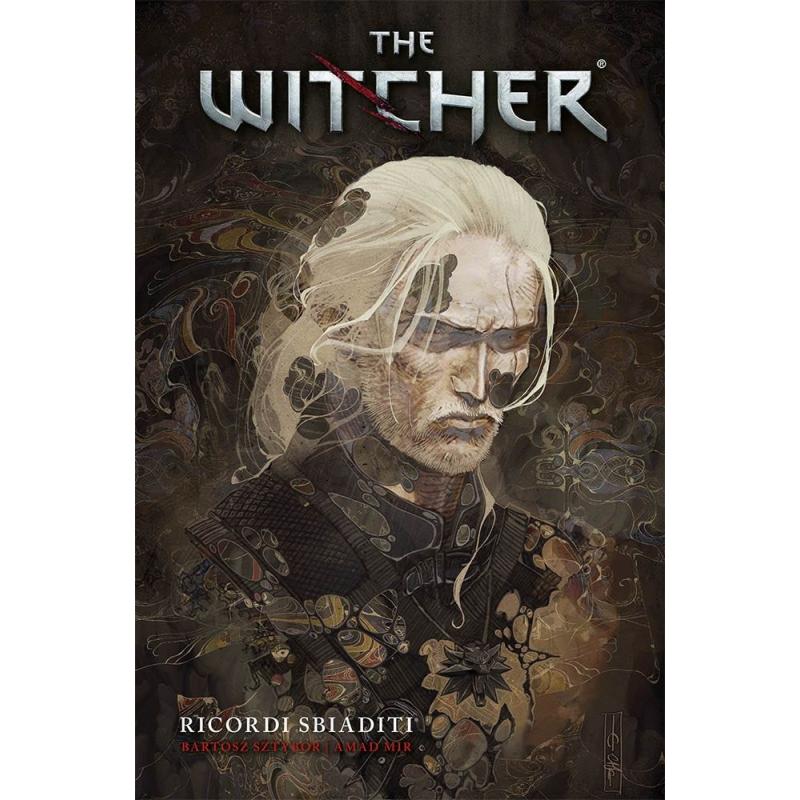 Cover di The Witcher: Ricordi Sbiaditi