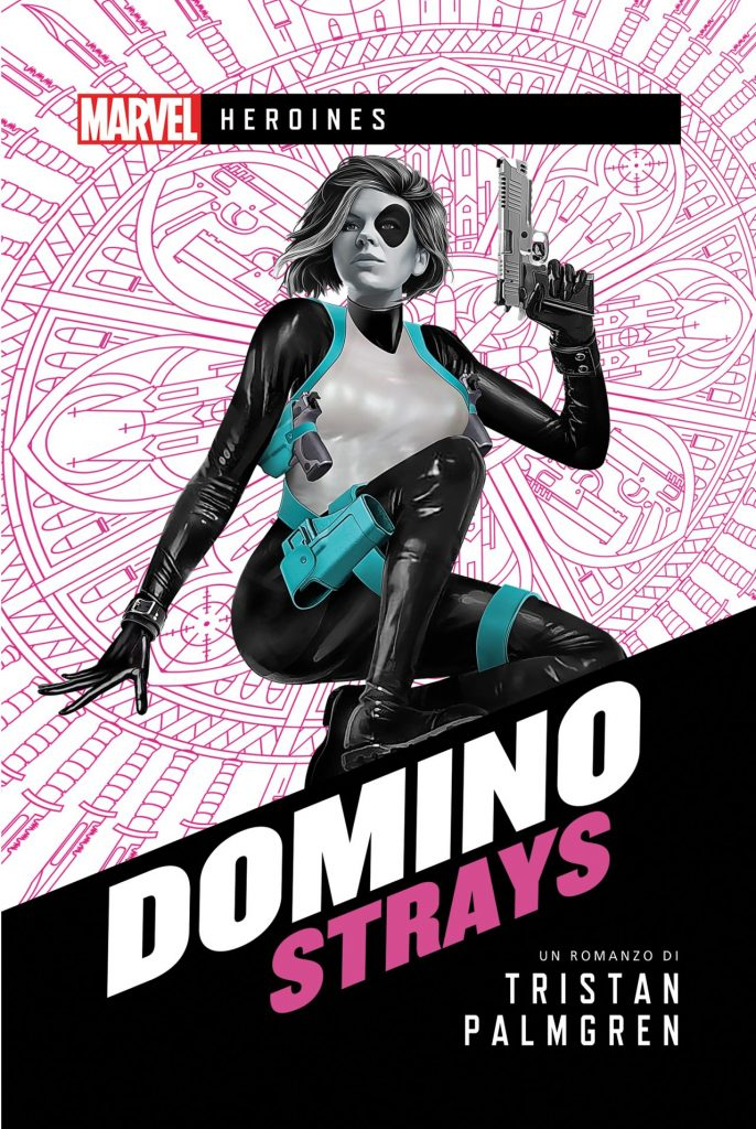 Domino Strays copertina