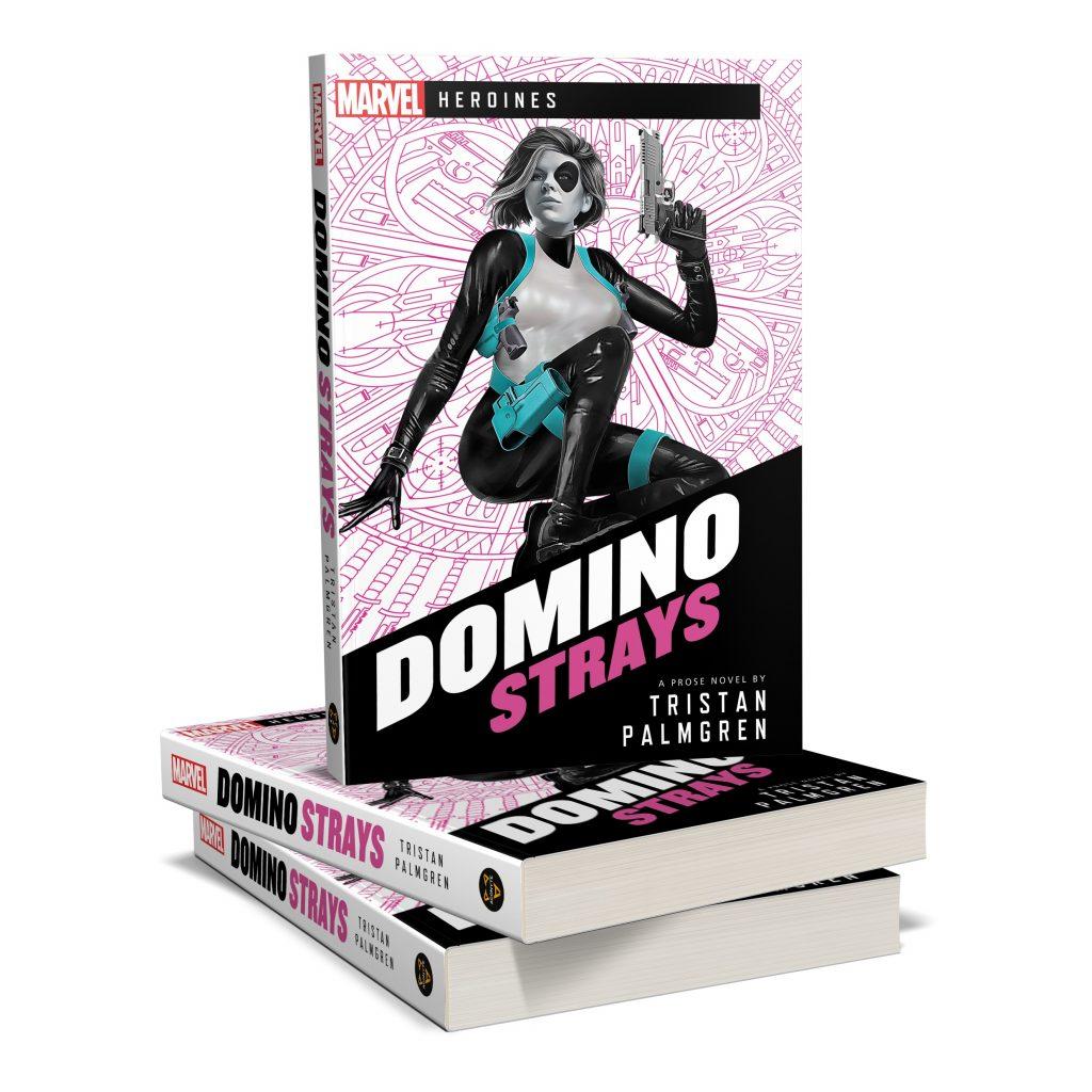 Domino Strays cover
