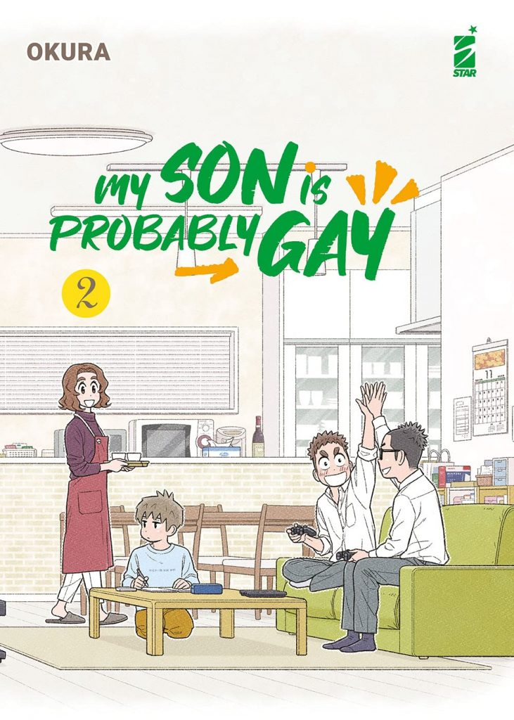 My Son is Probably Gay #2