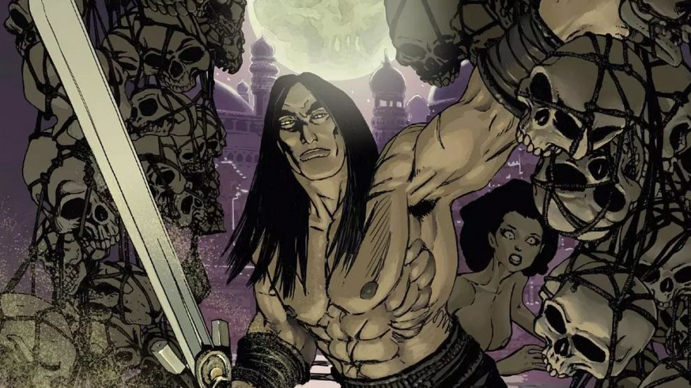 Conan il Cimmero #10 Ombre a Zamboula