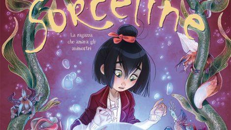 Sorceline #2: La Ragazza che Amava gli Animostri